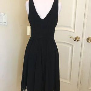 Express Dresses - NWT Express silk chiffon dress
